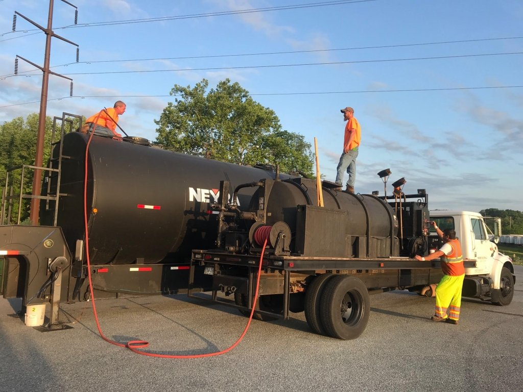 asphalt sealcoating | Hickory NC